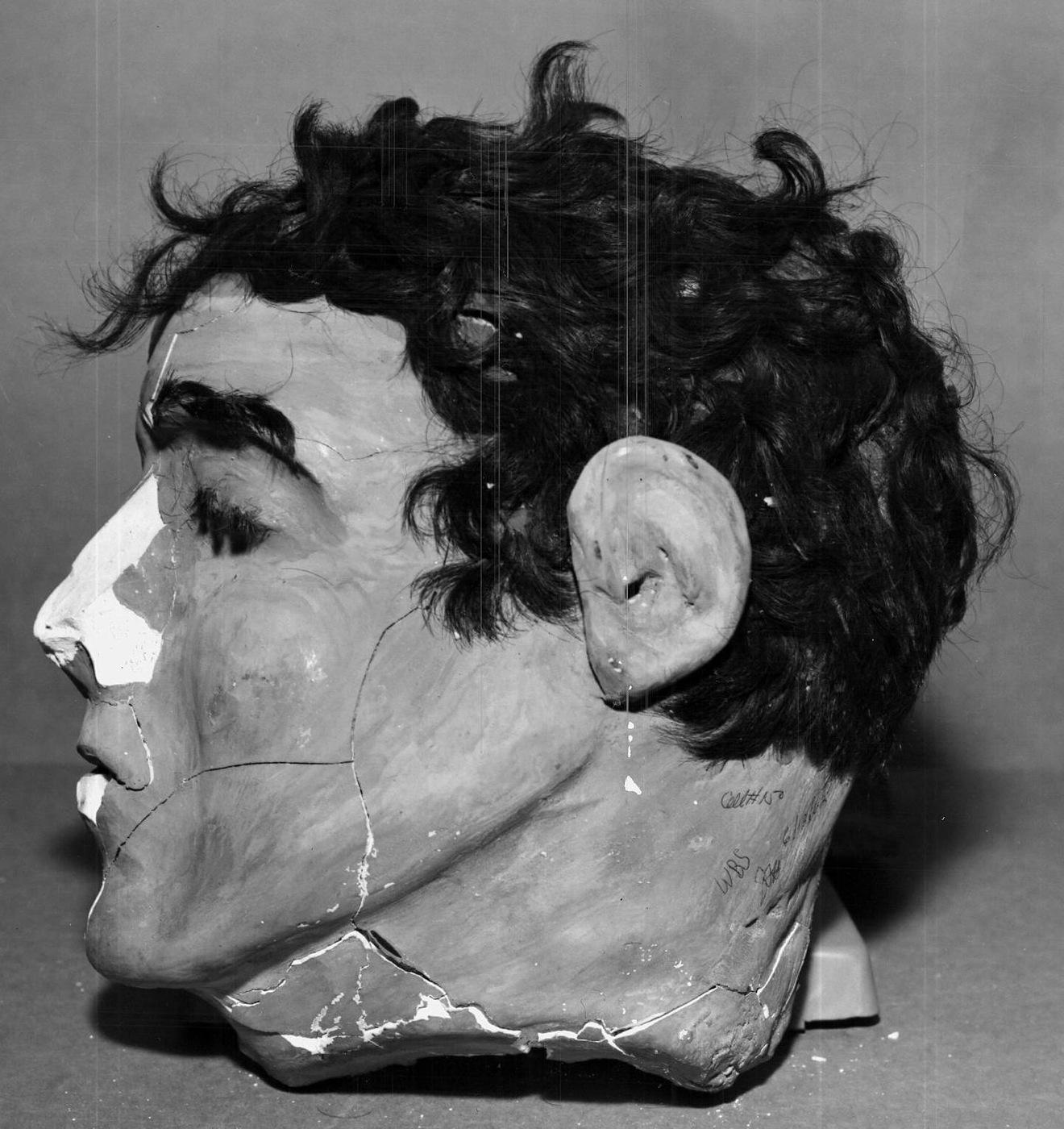 Alcatraz Dummy Head