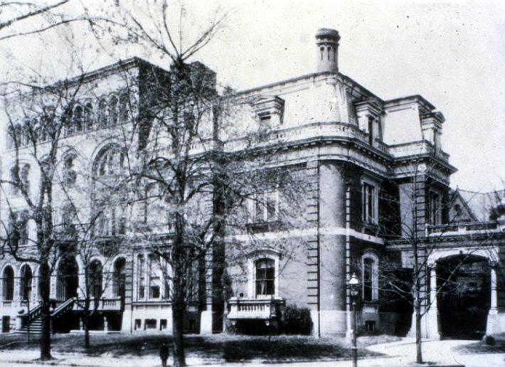 First FBI Headquarters