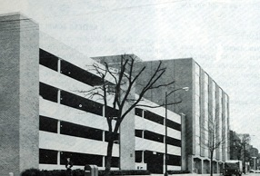 Early Richmond Field Office Building