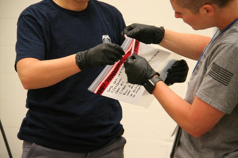 ERT Basic Evidence Packaging