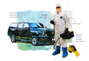 ERT Toolbox: Personal Protective Equipment and ERT Vehicle