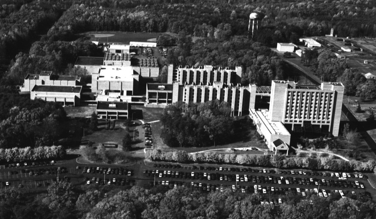 FBI Academy in the 1970s