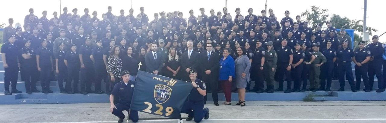 FBI at POPR Academy