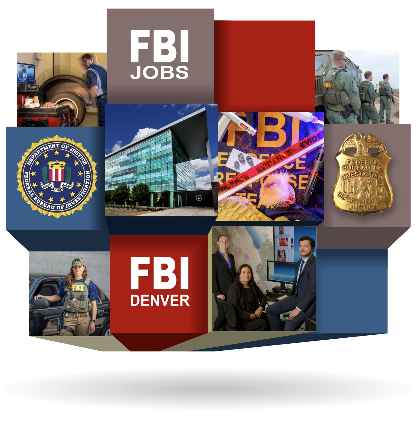 FBI Denver recruitment graphic