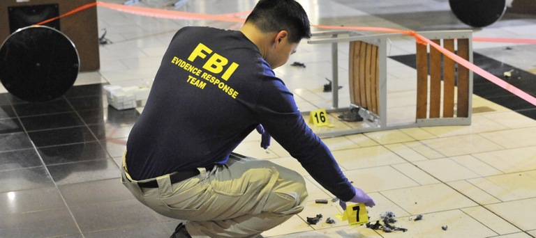 Portland Evidence Response Team Training Exercise