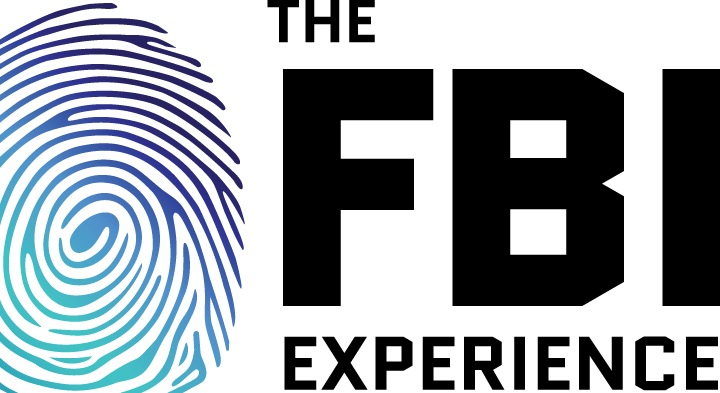 Logo for the FBI Experience, a self-guided tour open to the public at FBI Headquarters in Washington, D.C.