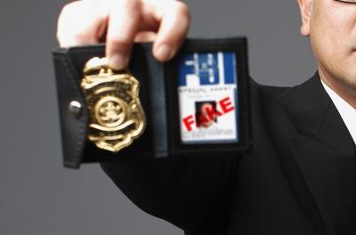 FBI Impersonator Sentenced