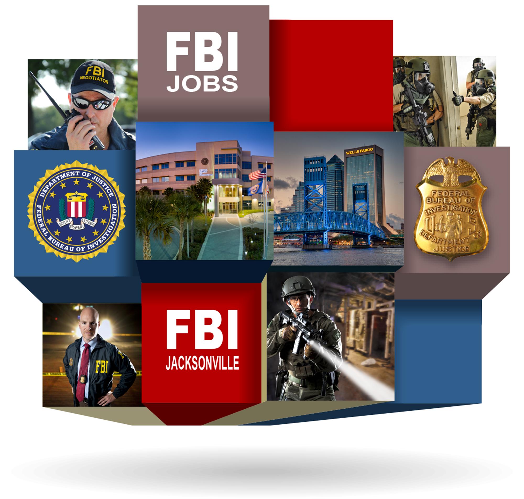 FBI Jacksonville recruitment graphic