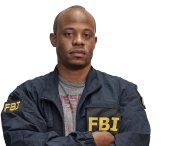 Picture of a male FBI employee for the FBI Jobs banner.