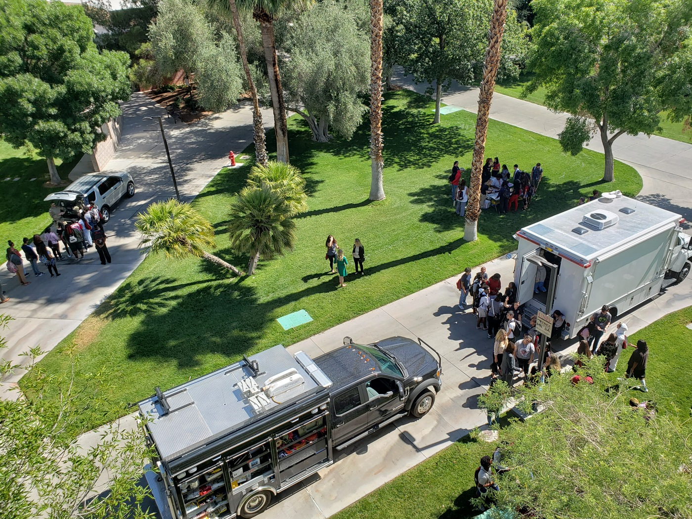 FBI Las Vegas 2019 Teen Academy, hosted at the University of Nevada (UNLV)