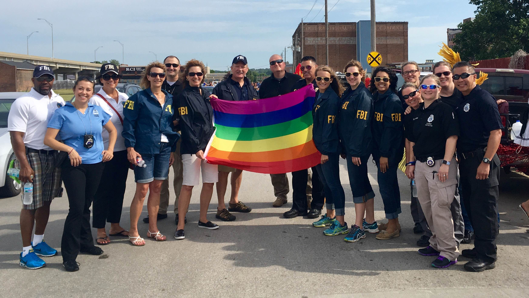 FBI Omaha Pride Group