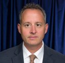 Portrait of FBI San Diego Acting Special Agent in Charge Omer Meisel