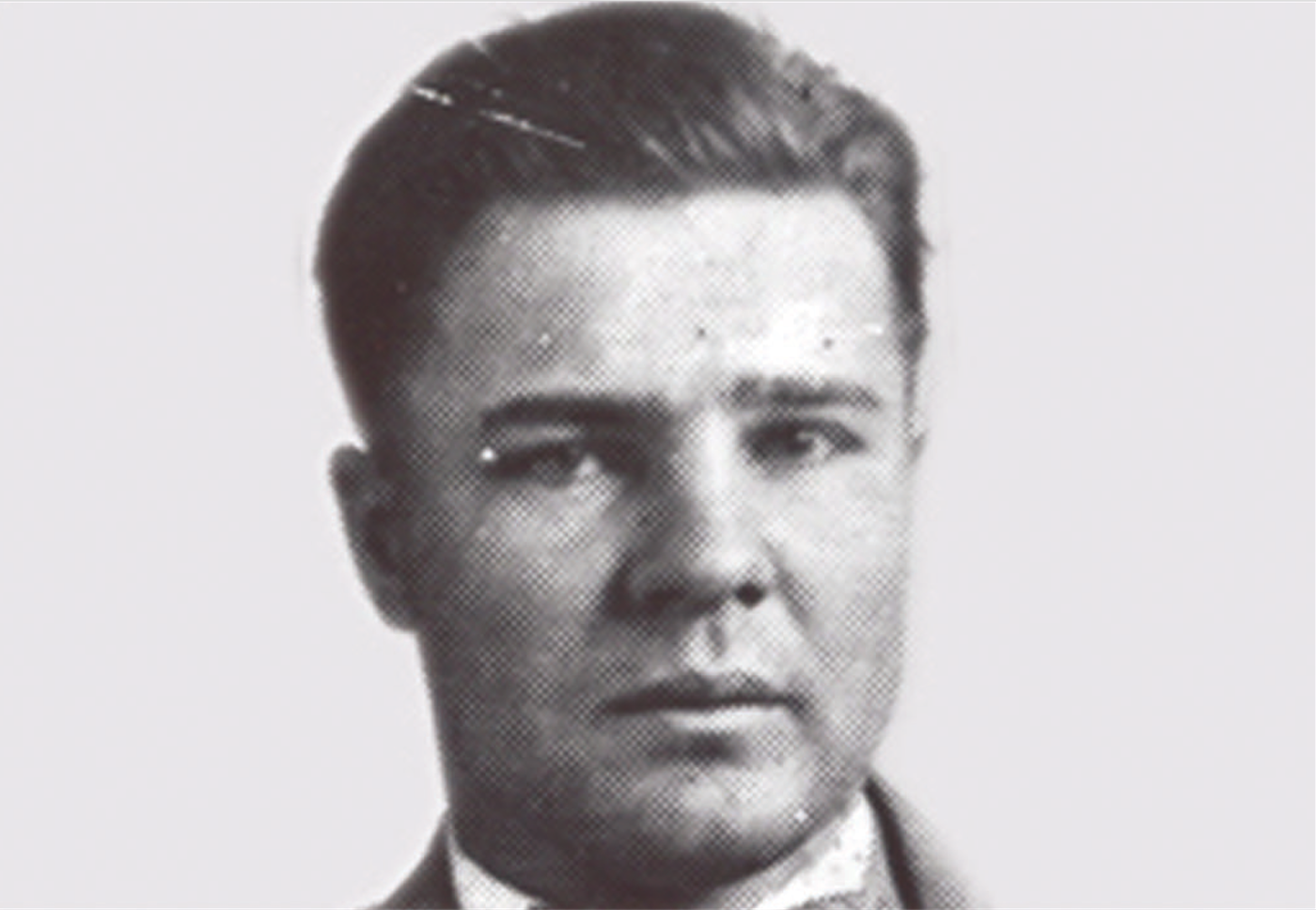 Charles Arthur Floyd, better known as 'Pretty Boy' Floyd.