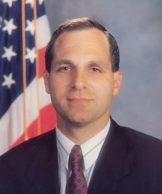 Director Louis J. Freeh Official Portrait