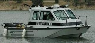 Diver Boat