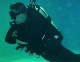 Diver Buoynancy