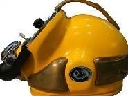 Diver Helmet Side