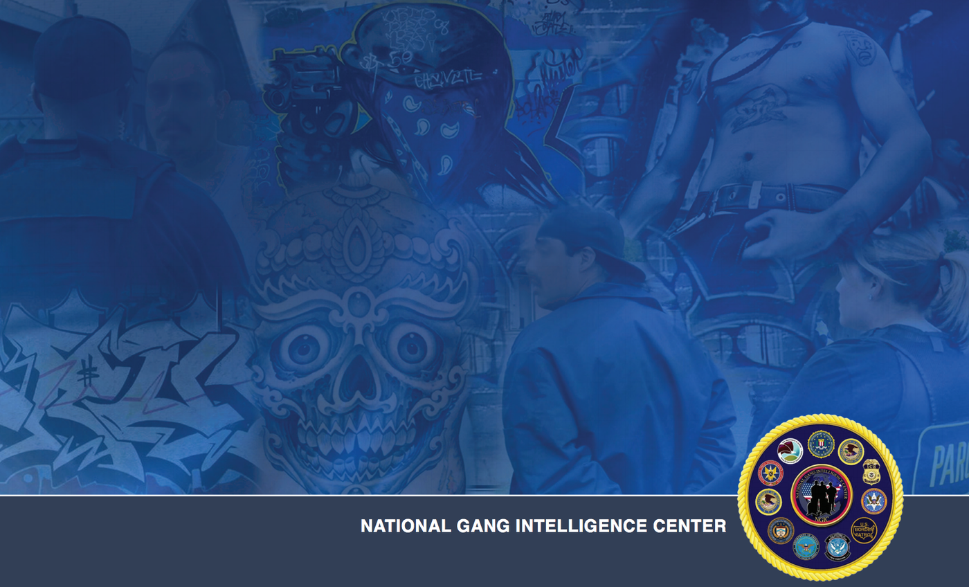 National Gang Threat Assessment Cover 2011