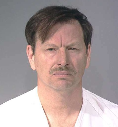 Mugshot of Ridgway in 2001. On November 30, 2001, Ridgway was arrested by police after his DNA had been positively identified on one of the victims. In November 2003, he pled guilty to 48 murders and was later sentenced to life in prison without the possibility of parole. He remains one of the most prolific serial killers in U.S. history.