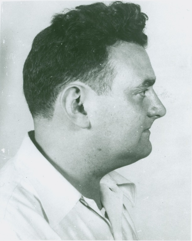 David Greenglass Mug Shot
