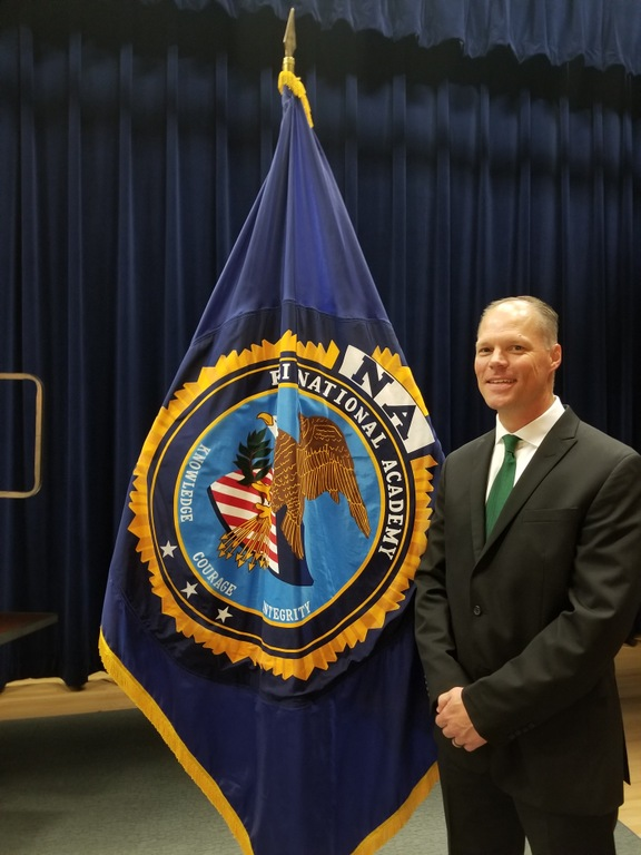 Deputy Chief Jim Hamilton, Grants Pass Department of Public Safety, recently completed one of the toughest challenges available for local law enforcement officers: the FBI National Academy.