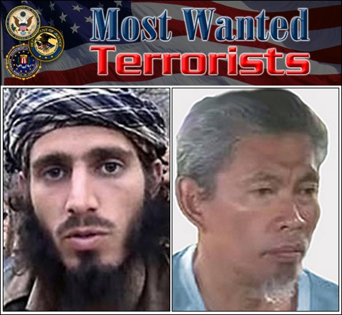Omar Shafik Hammami, formerly from Alabama, was reportedly a senior leader in al Shabaab. Raddulan Sahiron, a native of the Philippines, is wanted for his alleged involvement in the 1993 kidnapping of an American in the Philippines by the Abu Sayyaf Group, designated a foreign terrorist organization in 1997. Note: Hammami is now deceased.