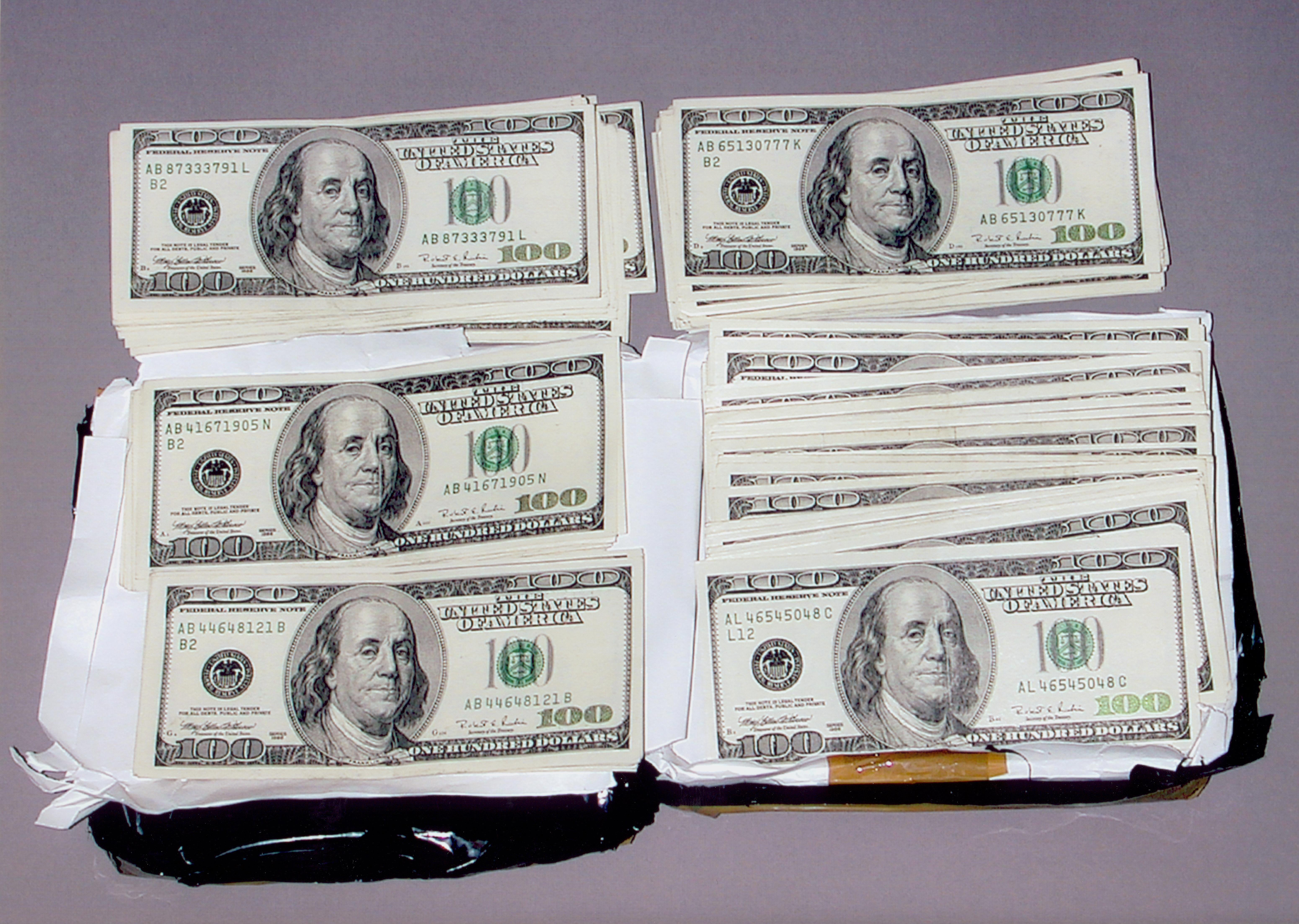 Cash Left by Russians for Robert Hanssen