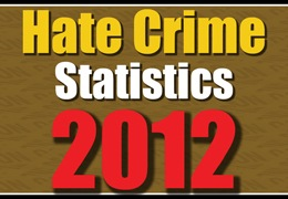 A header image for the Hate Crime Statistics 2012 report.
