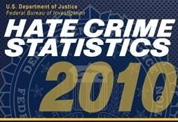 Hate Crime Statistics 2010 Report Logo