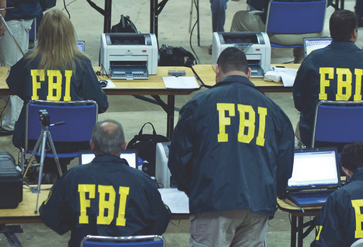 FBI Personnel in San Juan