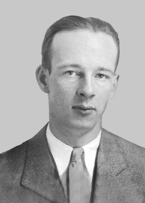 Special Agent Herman E. Hollis