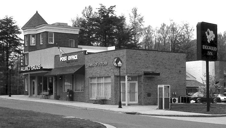 Hogan's Alley Buildings