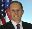 Portrait of Honolulu Special Agent in Charge Steven Merrill