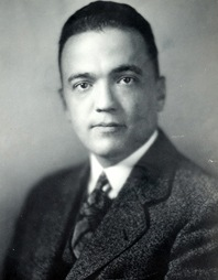 Director Hoover in the 1920s.