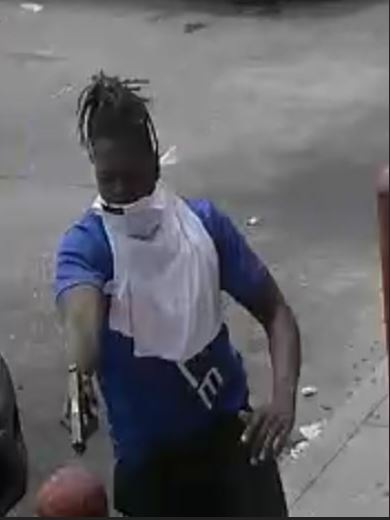 Houston Armored Car Robbery Suspect