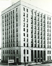 In July 1940, E.L. Richmond was appointed special agent in charge to head up the new office in Houston.