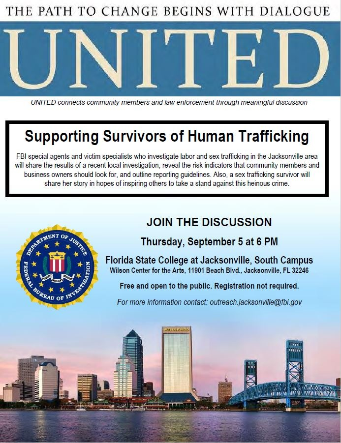 Supporting Human Trafficking Survivors