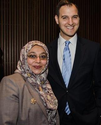 Humera Khan, 2012 DCLA Winner from the Washington Field Office