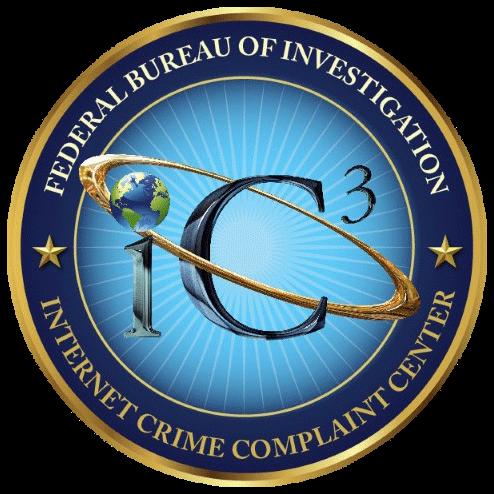 Internet Crime Complaint Center IC3 Seal