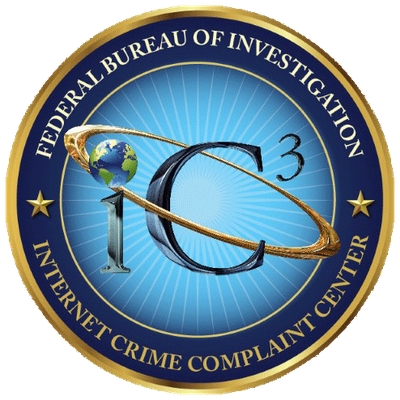 Internet Crime Complaint Center IC3 Seal