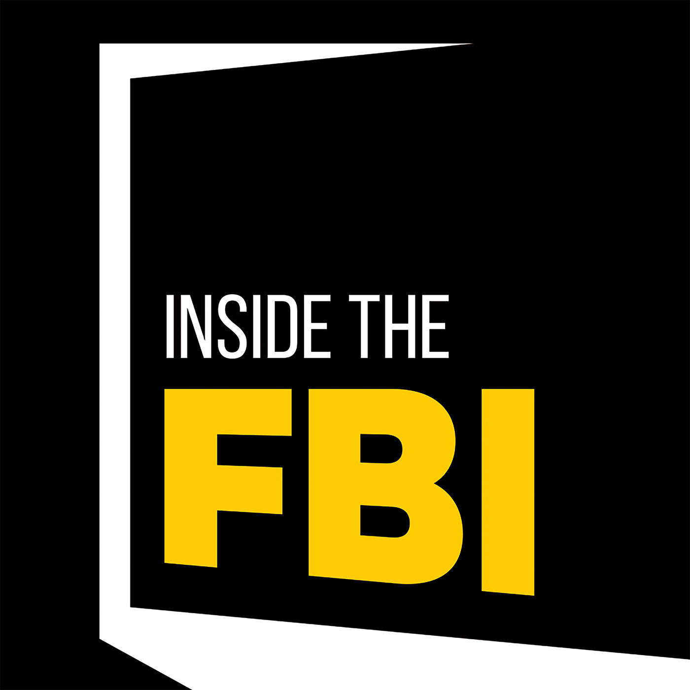Square logo image for the Inside the FBI podcast