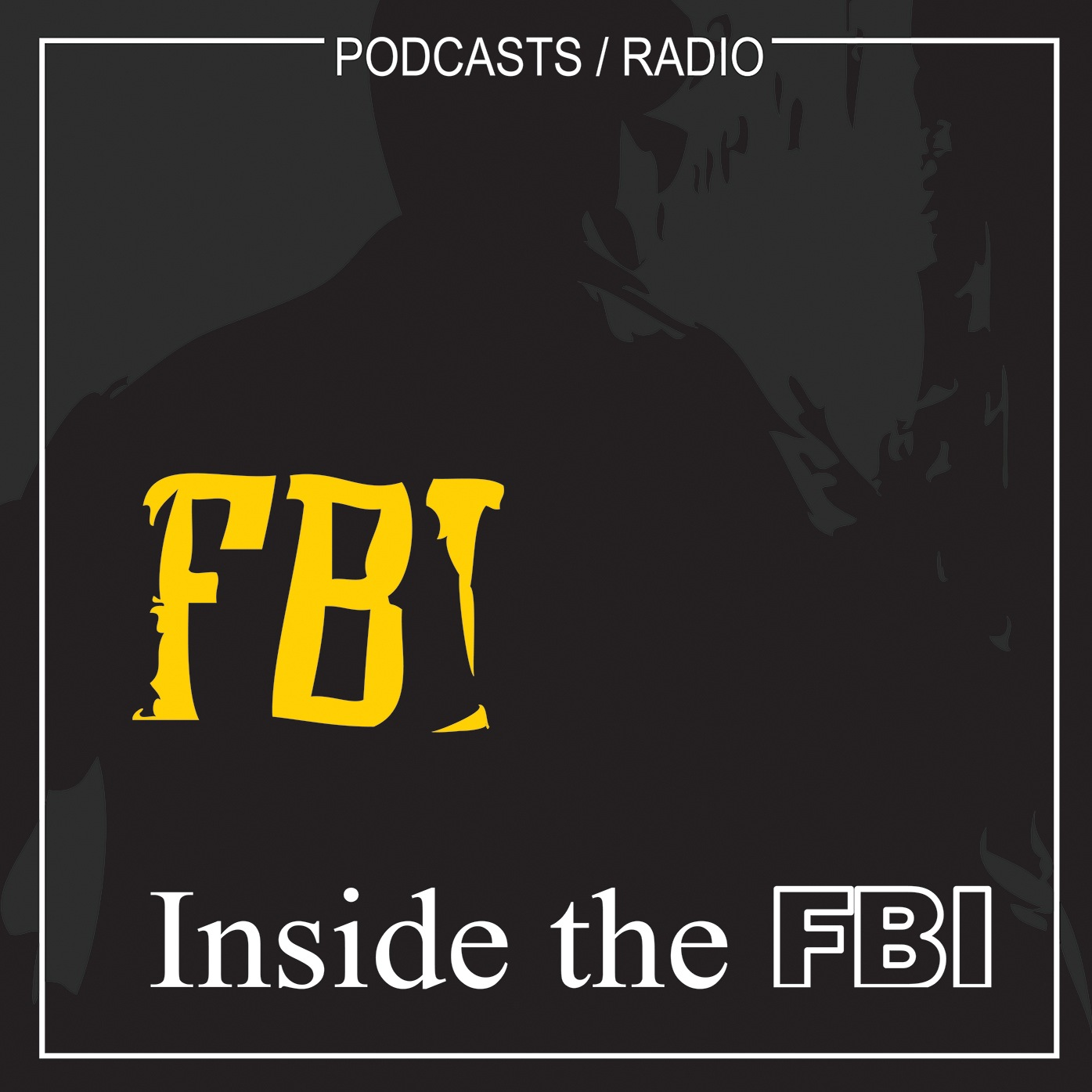 Inside the FBI: Podcast logo