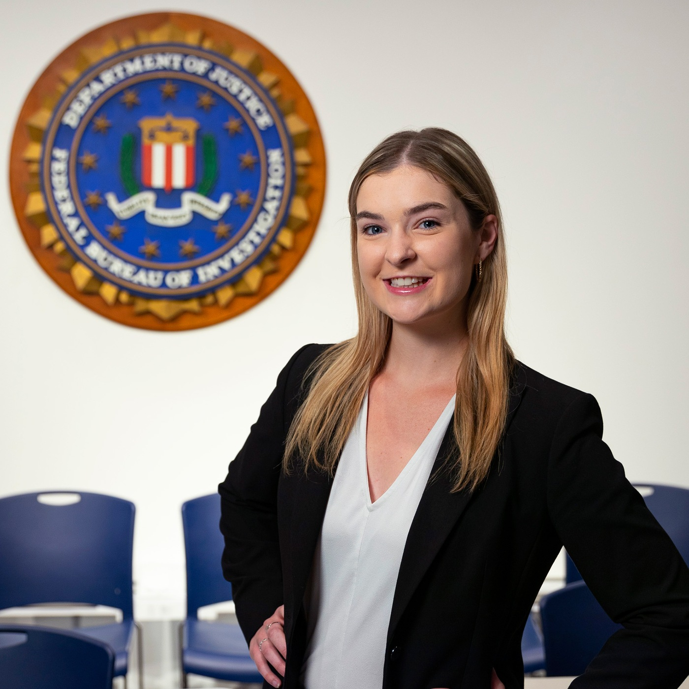 Isabella was an FBI honors intern in summer 2021.