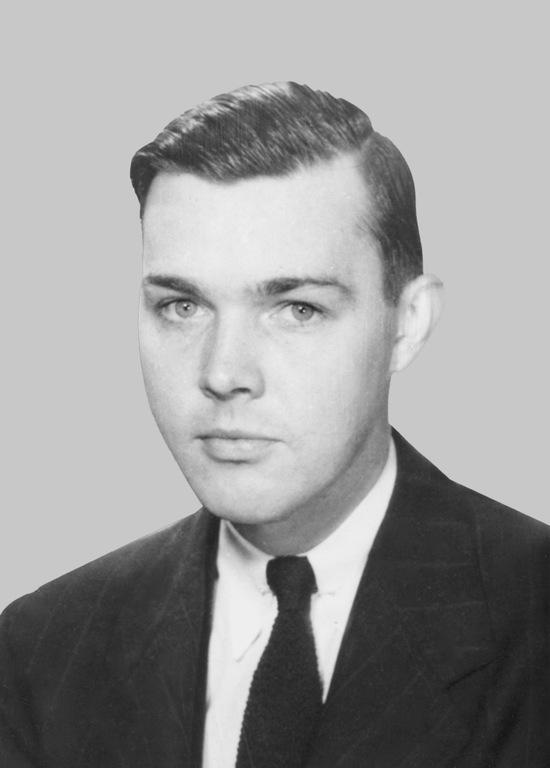 Special Agent John Brady Murphy