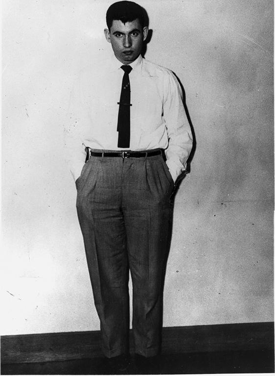 Jack Gilbert Graham