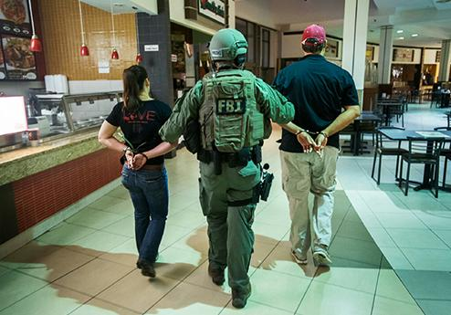 Suspects at Jacksonville Complex Mall Attack Initiative Exercise
