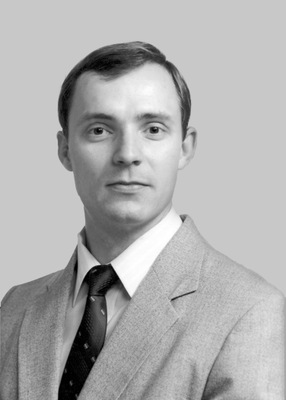 Special Agent James K. McAllister, Hostage Rescue Team member killed in the performance of a law enforcement duty while rapelling from a helicopter in a Quantico training exercise on April 19, 1986.