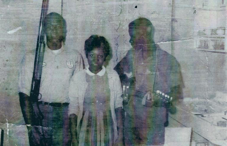 James Ricks Cold Case Family Photo