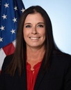 Portrait of FBI Albany Special Agent in Charge Janeen DiGuiseppi