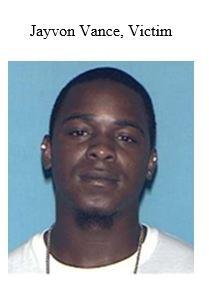 Jayvon Vance Victim of Homicide and Carjacking